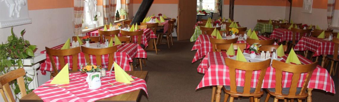 Verpachtung des Restaurantbereiches